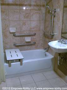 Ada Bathtub Grab Bar Placement