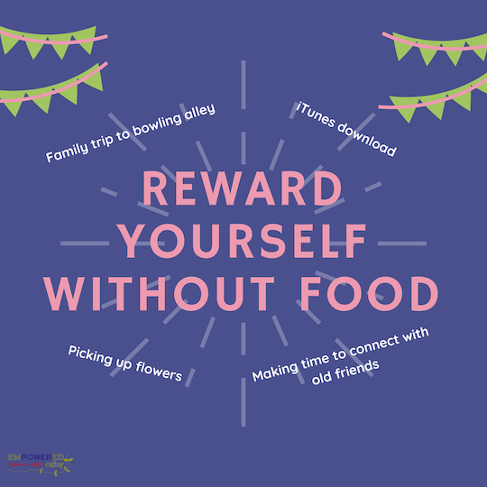 Food Free End of the Year Rewards!