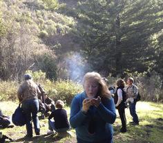 Sage Cleansing, Big Sur, CA
