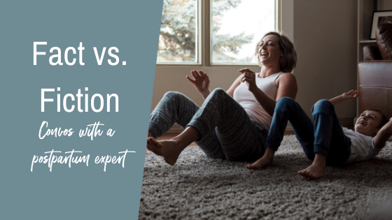 3 Common Convos I have as a pre/postnatal expert