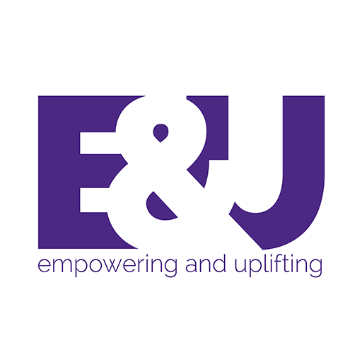 empowering and uplifting logo