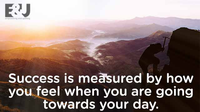 success-measured