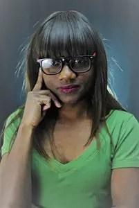 Motivational Blogger Ramelle Carter