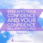 Meme - Step into your confidence - Page