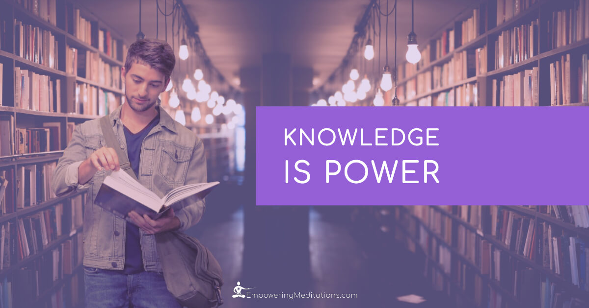 Blog - Knowledge is Power - Page
