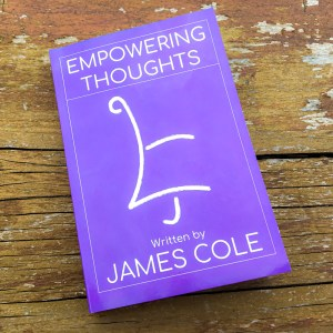 Empowering Thoughts Book front Top