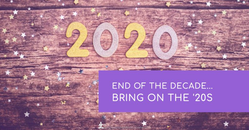 Blog - End of the Decade-Bring on the 20s