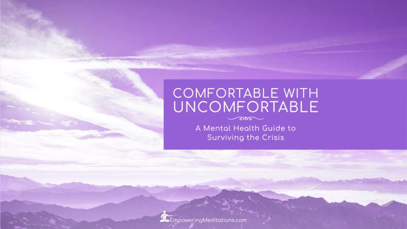 Blog - Comfortable with Uncomfortable - Page HD