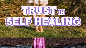 Trust in self healing guided meditation