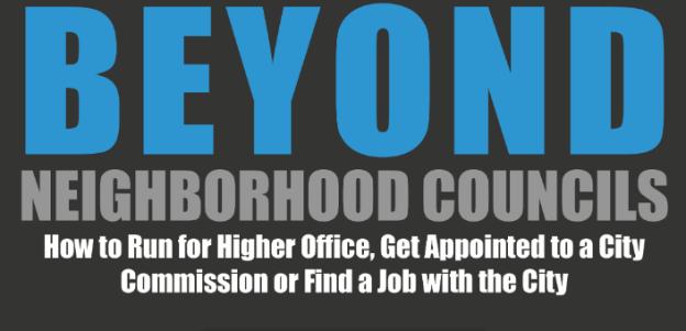 Beyond Neighborhood Councils
