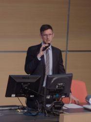 Minister Mark Bailey.