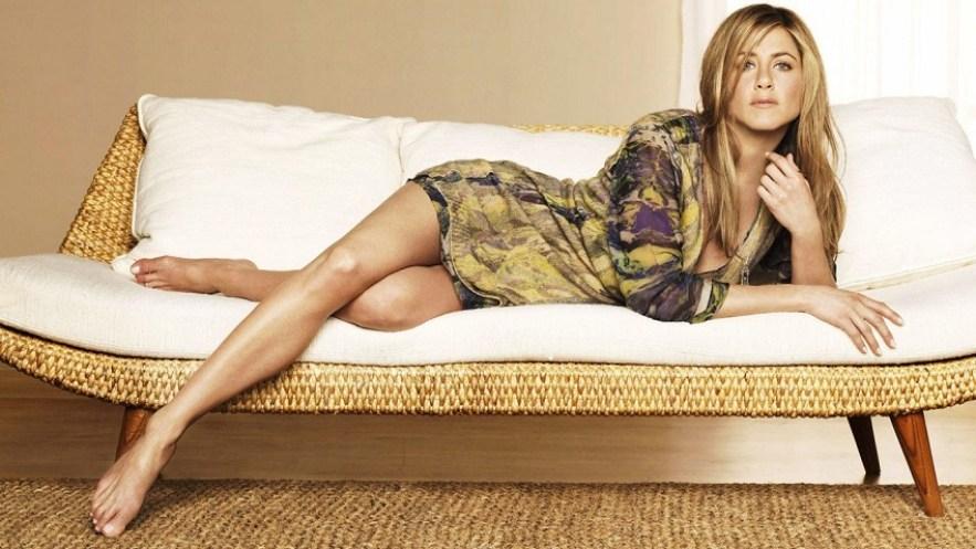 Jennifer Aniston fashionista in 40s
