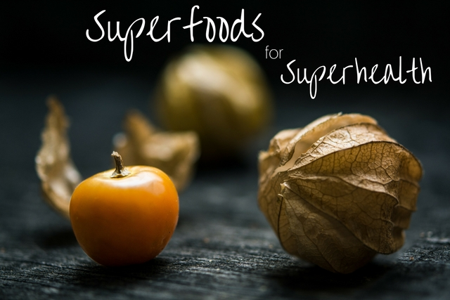 5 superfood options to help women have super health.