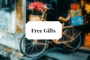 Free Gifts For You