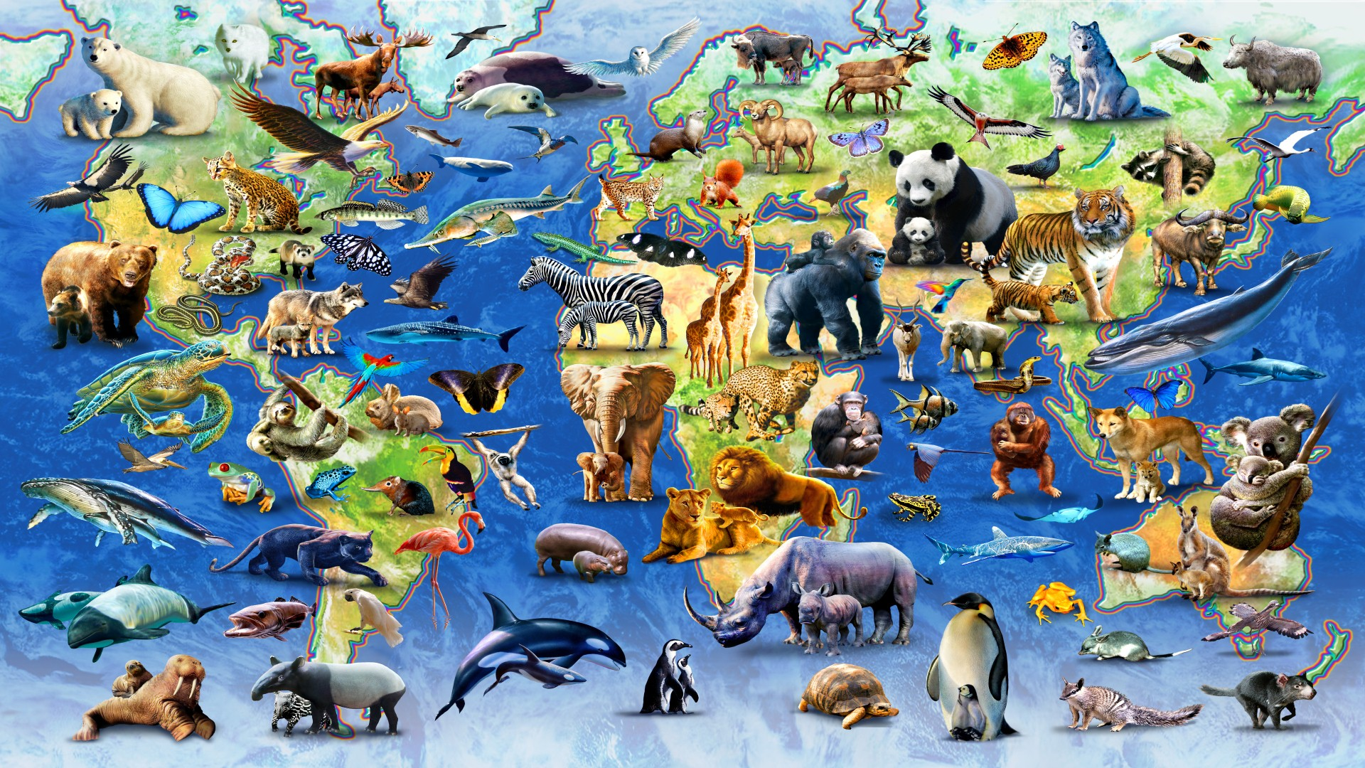 Do Animals Outnumber Humans