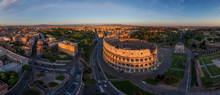 Colosseum  Quiz  History  Facts  KnowItAll