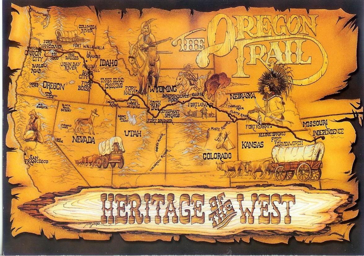 Oregon Trail Quiz