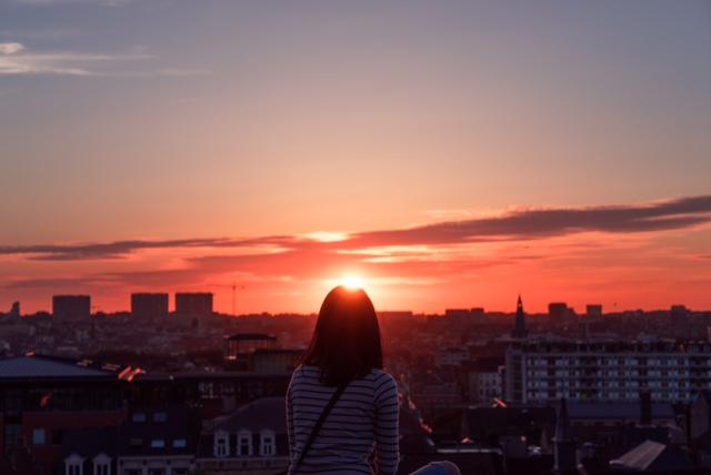 Vue sur Bruxelles, une ville multiculturelle à mille facettes