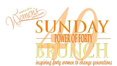 EmpowHER Sunday Brunch Logo