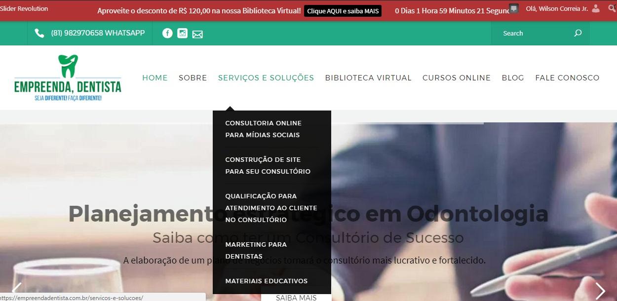 → Descubra como um site do consultório pode te fazer ter mais pacientes