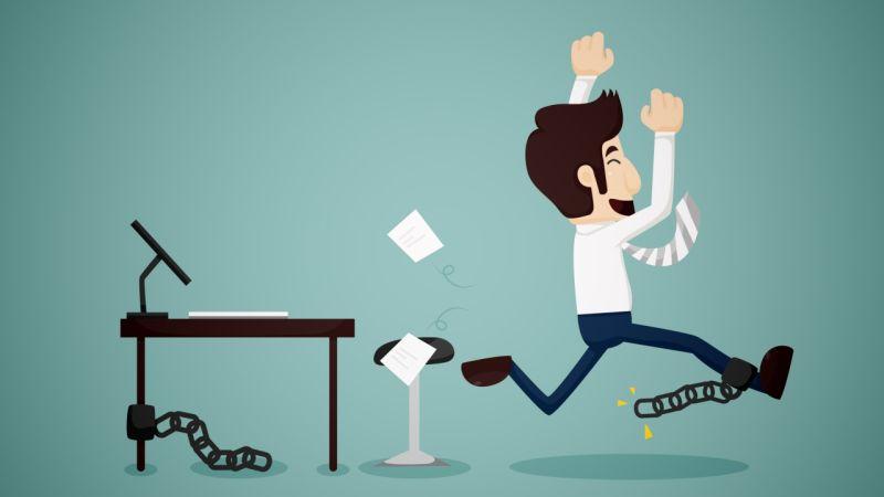 Emprego - Como perder o medo de deixá-lo para empreender