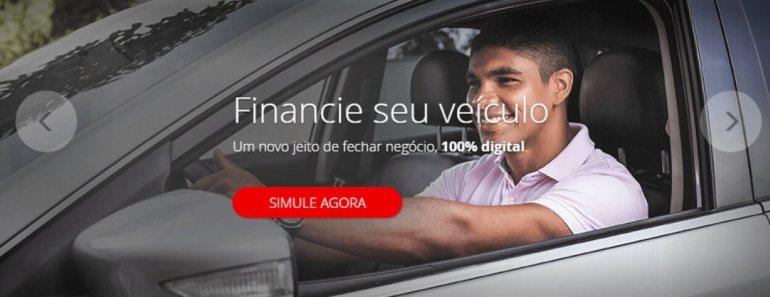 Financiamento de carro no Santander