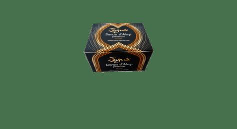 Savon D'Alep Premium À La Caféine Zeyna