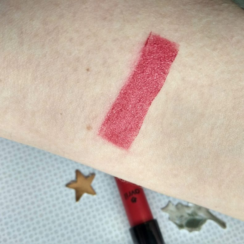 swatch crayon avril griotte