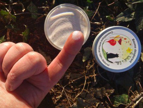 test du deodorant fabrik a bulles