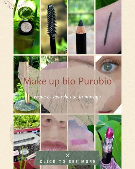 Pinterest make up purobio