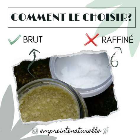 comment choisir son beurre de karité