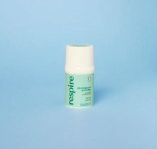 deodorant respire format voyage