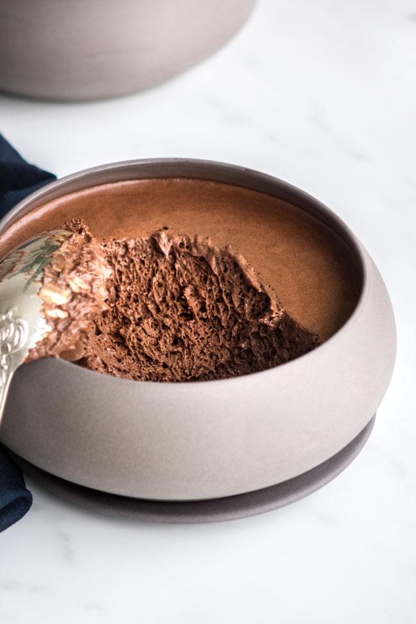 Réussir sa mousse au chocolat - Le blog de la Chocolaterie