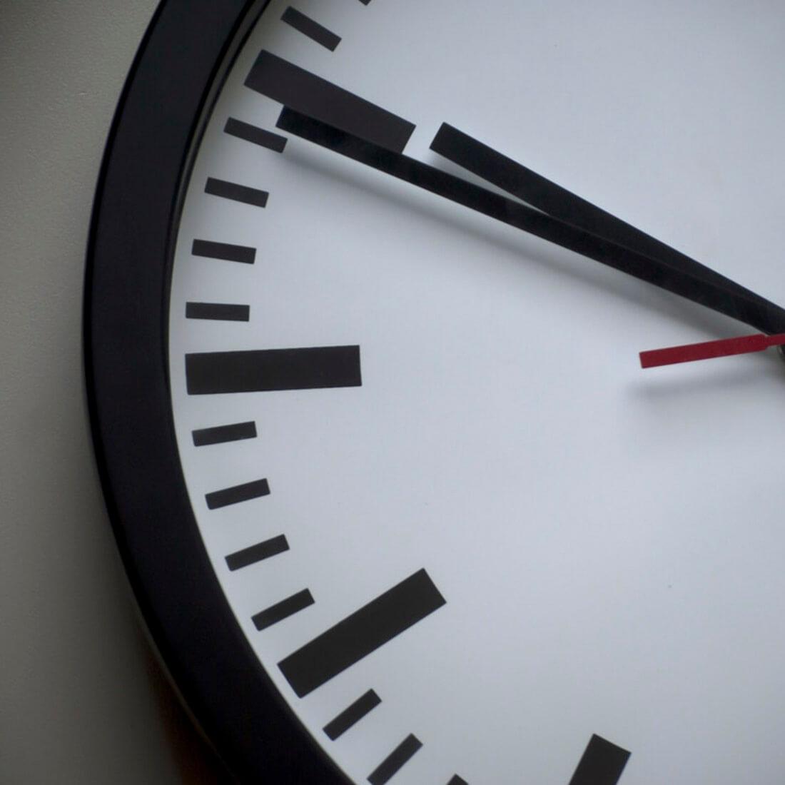 controle o tempo
