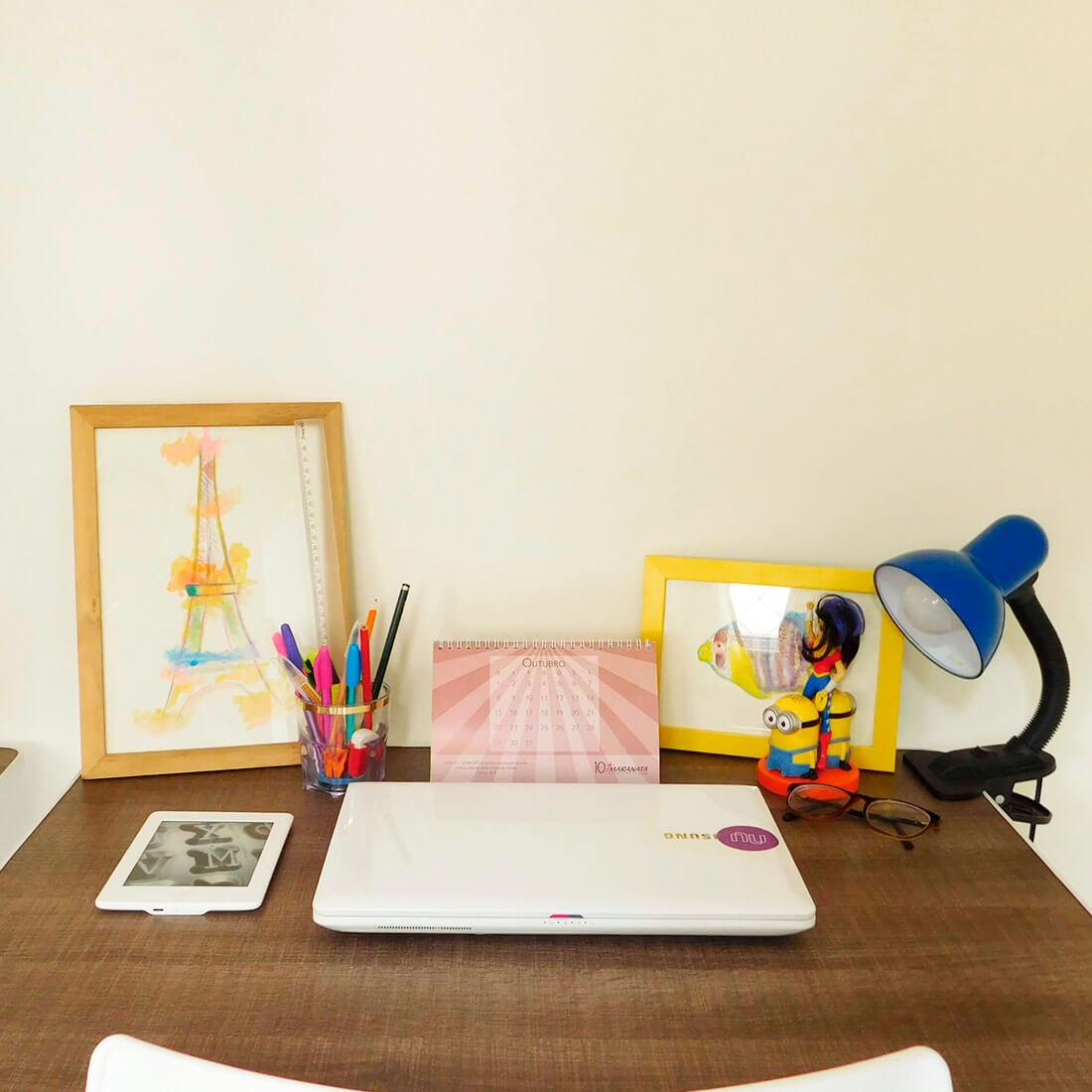 minha -mesa- criatividade