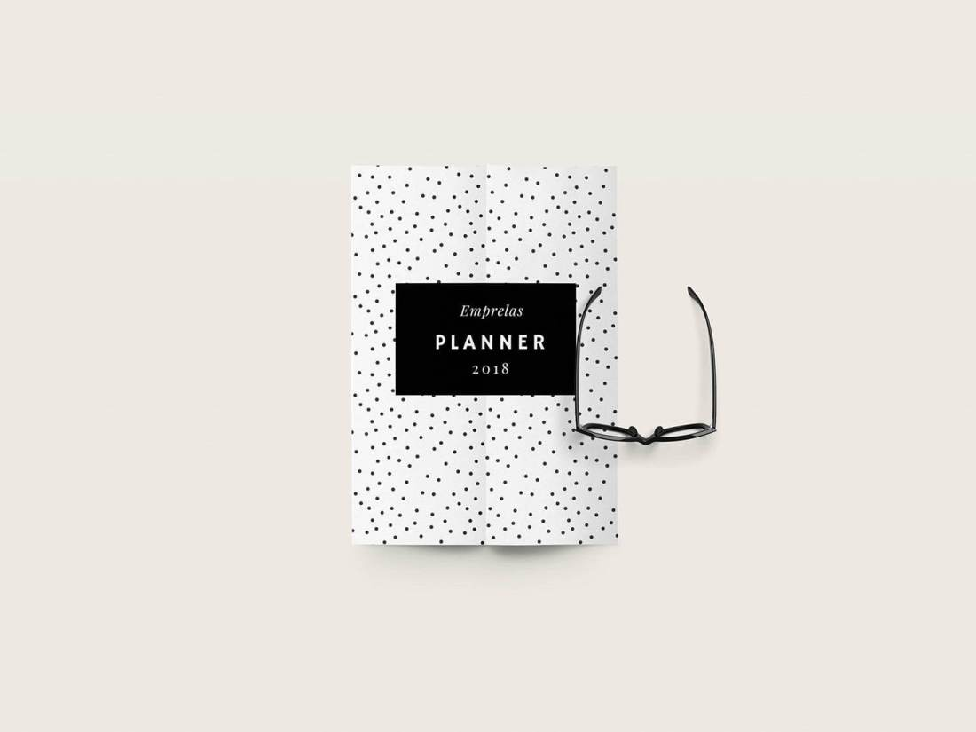Planner 2018 -Emprelas