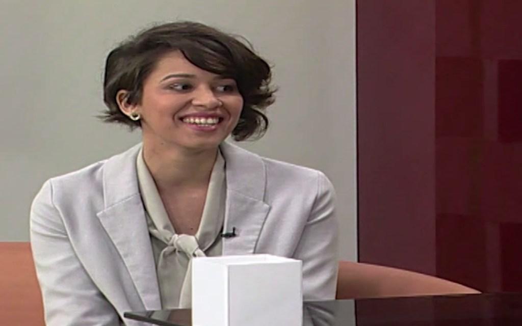 Cecília de Carvalho, pesquisadora