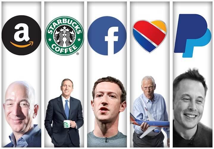 ejemplos de emprendedores