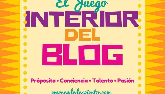 El Juego Interior del Blog