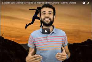 diseño modelo de negocio online