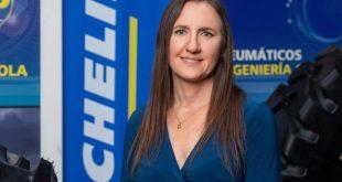 Eliana Banchik, Presidente de Michelin