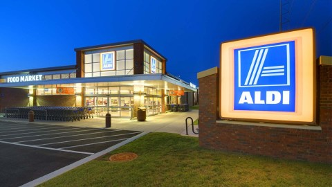 Aldi wants to become Third Largest US Grocer