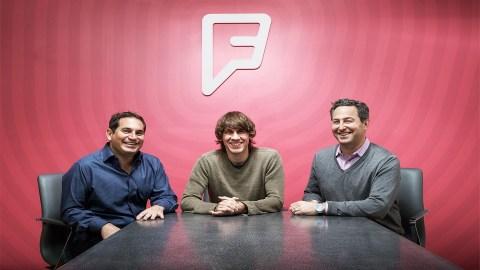 Foursquare Executive Shake Up