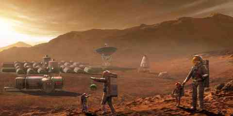 Who Owns Mars?