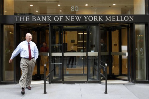The Value in Finance: Bank of New York Mellon