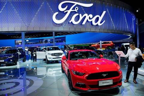 Will Ford Motor Make Money from Self-Driving Cars?