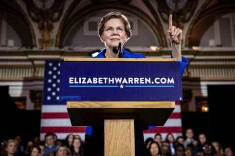 Liz Warren's Antitrust Proposal will not work
