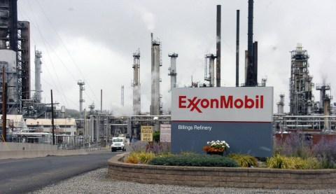 Is Big Oil Dying at Exxon-Mobil?