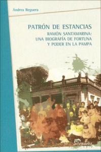 Tapa del libro Patrón de Estancias
