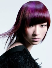 hair color trends love winter